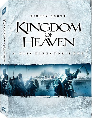 Cover art for  Kingdom of Heaven: Director's Cut (Four-Disc Special Edition)