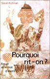 img - for Pourquoi rit-on?: Freud et le mot d'esprit (Debats) (French Edition) book / textbook / text book