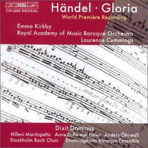 Händel: Gloria; Dixit Dominus
