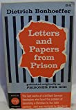 img - for Letters and Papers from Prison book / textbook / text book