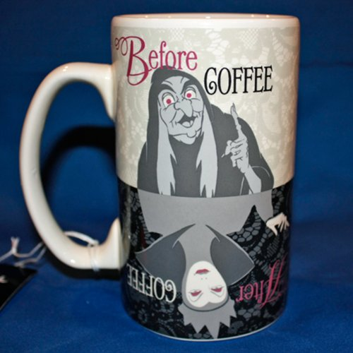 Black Coffee Mug