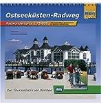 Radwanderkarte Ostseek�stenradweg: Ma...