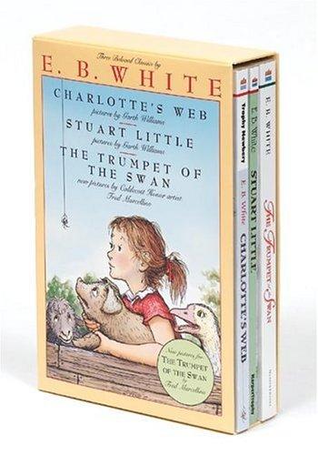 Three Beloved Classics by E. B. White