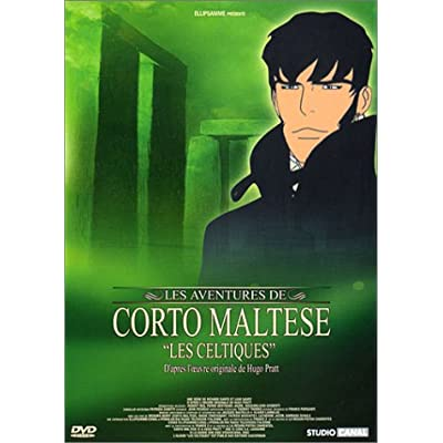 Corto Maltese   Les Celtiques preview 0