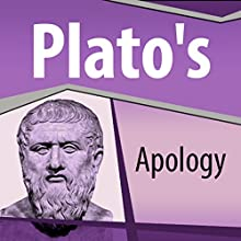 Plato's Apology Audiobook by  Plato Narrated by Ray Childs