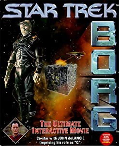 Star Trek: Borg - The Ultimate Interactive Movie