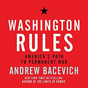 Washington Rules Audiobook