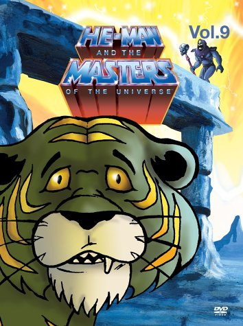 He-Man and the Masters of the Universe, Vol. 09 (2 DVDs)
