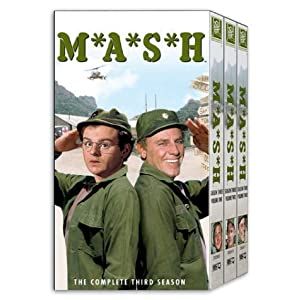 M*A*S*H - TV Season Five - 3 Tape Boxed Set movie