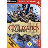 "Sid Meier's Civilization III - Conquests Add-Onvon ""Software Discount 99"""