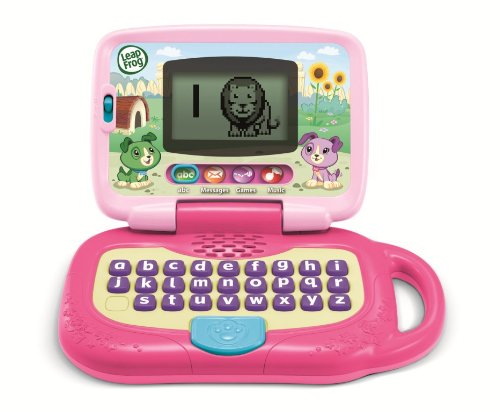 Leapfrog My Own Leaptop, Pink front-926088