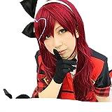 AKB0048 Amaranth cosplay wig