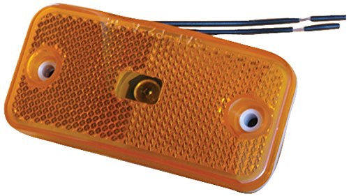 RV Designer (E397) Amber Fleetwood Style Clearance Light (Fleetwood Rv Parts & Accessories compare prices)