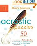 The New York Times Acrostic Puzzles V...