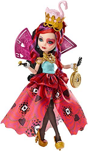 Ever After High CJF43 - Lizzie Hearts Verso Il Paese Delle Meraviglie