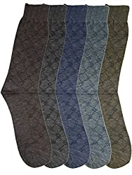 Cotton Mix Socks Pack of Five