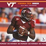 Turner - Perfect Timing 2014 Virginia Tech Hokies Team Wall Calendar, 12 x 12 Inches (8011393)