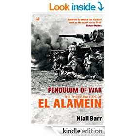 Pendulum Of War: Three Battles at El Alamein