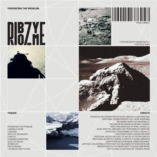 Ribozyme-Presenting The Problem-CD-FLAC-2012-FiH Download