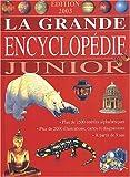 echange, troc Collectif - La grande encyclopédie junior. : Edition 2003