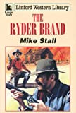 img - for The Ryder Brand (Linford Western Library) book / textbook / text book