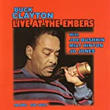 echange, troc Buck Clayton - Live at the Embers