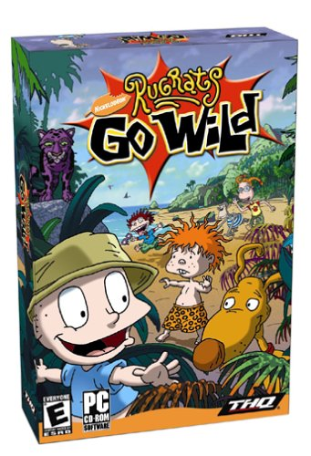 Rugrats Go Wild - Pc front-525568
