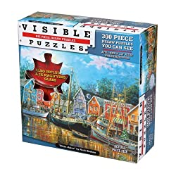 TDC games Visible Big Piece Puzzles