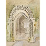 Chancel Arch, St.Peter's Church, Stanton Low, by John Piper (V&A Custom Print)