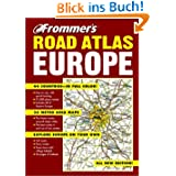 Frommer's(r) Road Atlas Europe (Frommer's Road Atlas Europe)