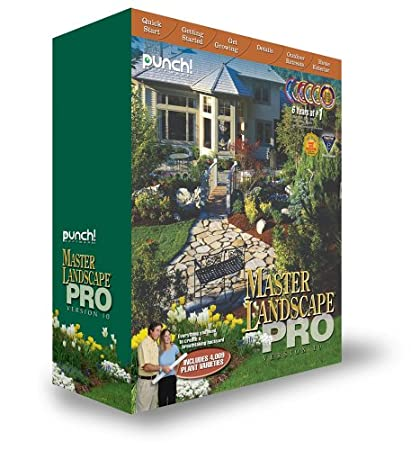 Punch! Master Landscape Pro Version 10