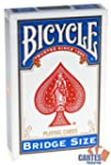 Jeu de 52 cartes : BICYCLE Rider Back...