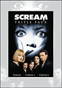 Scream Triple Pack (Scream / Scream 2 / Scream 3)