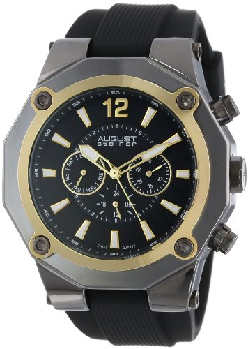 August Steiner AS8080YG - Reloj para hombres