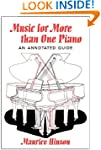 Music for More than One Piano: An Ann...