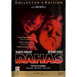 Dahas -Philippines Filipino Tagalog DVD Movie
