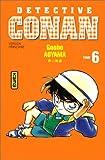 echange, troc Gosho Aoyama - Détective Conan, tome 6