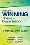img - for Writing the Winning Thesis or Dissertation: A Step-by-Step Guide book / textbook / text book