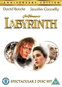Labyrinth - Anniversay Edition [2 DVDs] [UK Import]