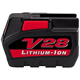 Milwaukee 48-11-2830 V28 Lithium-Ion Battery-Pack