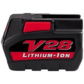 Milwaukee 48-11-2830 V28 Lithium-Ion Battery-Pack