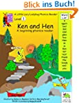 Ken and Hen - A Level One Phonics Rea...