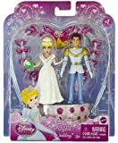 Cinderella & Prince Charming Fairytale Wedding Mini-Figure Set: Disney Princess