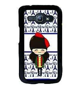 PrintVisa Back Cover for Samsung Galaxy J1 J100F (Multi-coloured)
