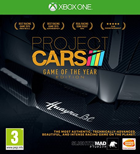 Project CARS Game of the Year Edition (Xbox One)
