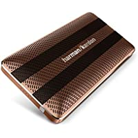 Harman Kardon Esquire Mini Coach Bluetooth Wireless Portable Speaker (Brown/Black)