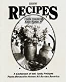 img - for Country Recipes From Friends and Family: Country Recipes From Friends and Family by Sherry Yost (2013-07-12) book / textbook / text book