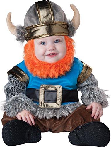 Image - InCharacter Baby Lil' Viking Costume