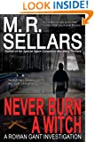 Never Burn A Witch: A Rowan Gant Investigation (The Rowan Gant Investigations Book 2)