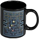 """VENKON - Wärmeempfindliche animierte Tasse mit Thermoeffekt """"Labyrinth"""" - für Kaffee, Tee, Kakao, Milch, Wasser, etc. - 0.3l"""